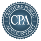 Certified Public Accountant Logo