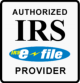 Authorize IRS logo